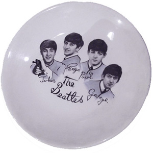 el beatles.plate